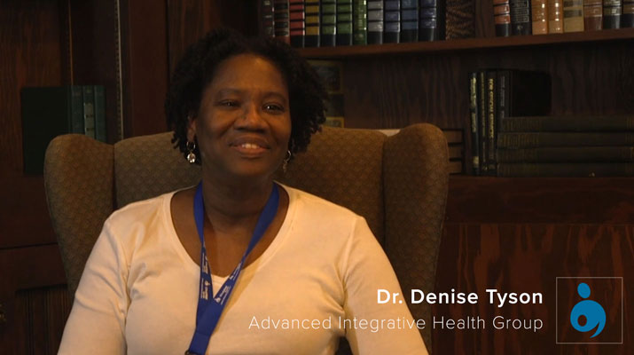 Testimonial from Dr Denise Tyson