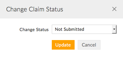 Change Status