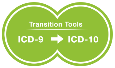 Transition Tools for ICD9 to ICD10